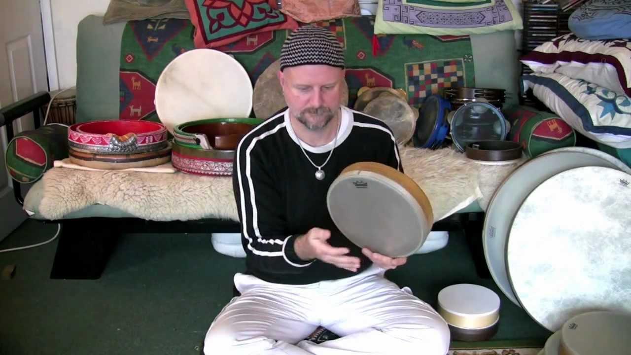 10' REMO Frame Drum, Renaissance