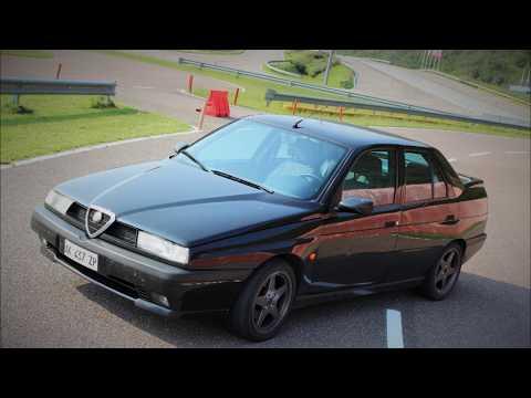 Test Drive Alfa 155 2.0 Twin Spark - Luigi Mandracchia - Club Alfa Romeo Bolzano