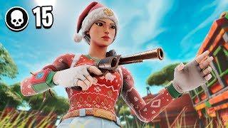 I won using Revolvers ONLY! (15 Kills) thumbnail