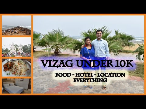Vizag Tour Plan in Best Prize   How to plan for Vizag   Hotel, Food, Tour   Glam With Me
