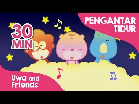 Musik Pengantar Tidur Bayi 30 Menit Lagu Pengantar Tidur Bayi  - Nina Bobo Untuk Bayi Dan Balita
