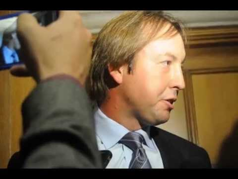 6/10/15 Kyle Orton Interview before 2015 NFF Honors Banquet