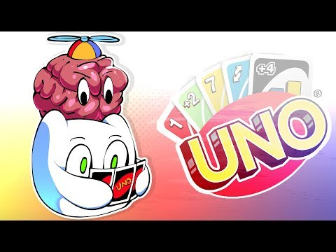 BIG Brain UNO Plays! (UNO Funny Moments)
