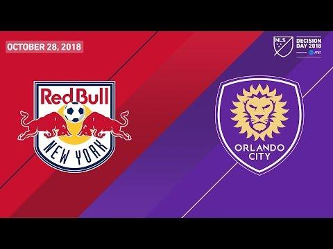 HIGHLIGHTS: New York Red Bulls vs. Orlando City SC | October 28, 2018