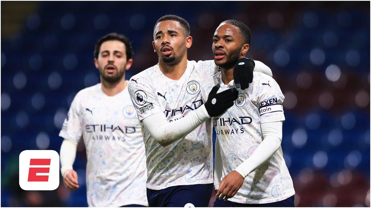Burnley vs. Manchester City reaction: Does Pep even NEED Kevin De Bruyne?!   ESPN FC Premier League - ESPN UK