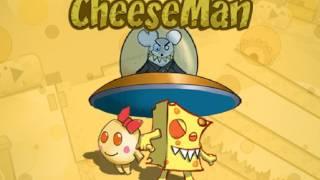 CheeseMan - iPhone - HD Gameplay Trailer