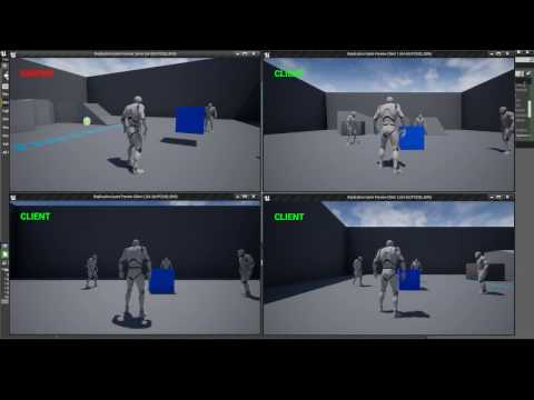 Ue4 replication multicast youtube ue4 replication multicast malvernweather Choice Image