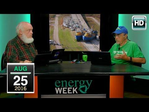 Energy Week: 8/25/16