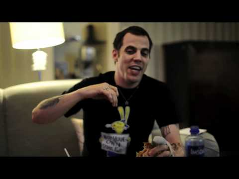 Steve-O talks animal rights with NOAH