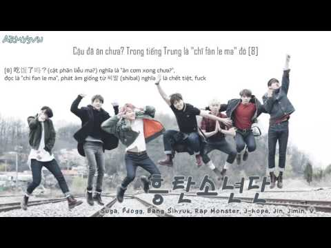 [ARMYsVN] [Vietsub] BTS (방탄소년단) – 흥탄소년단 (Fun Boys)