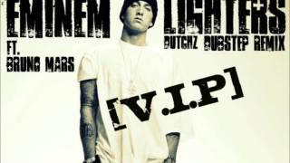 Eminem Ft.Bruno Mars-Lighters(Dubstep remix) VIP