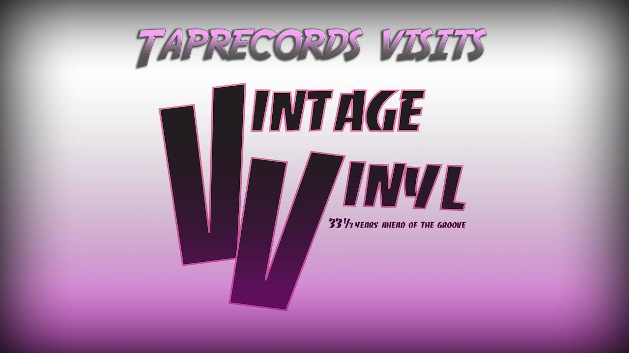 Tap Records Visits Vintage Vinyl In Evanston Il Part 1