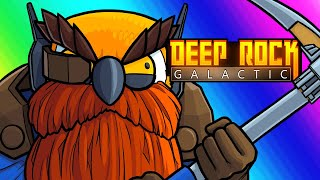 Deep Rock Galactic Funny Moments - Fugly Dwarven Exterminators!