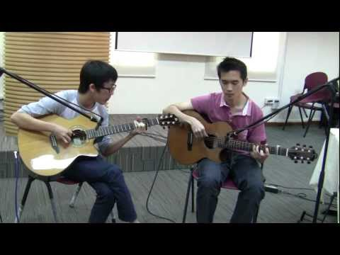 Wedding Bell - by Depapepe [in HD] -- played by Daryl Yap & Kevin Lee