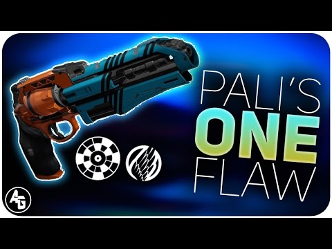 Palindrome's ONE FLAW | God Roll Vendor Roll Pali | Destiny