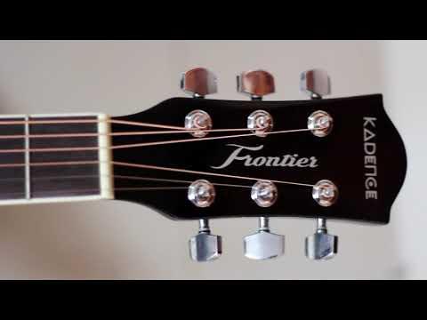 kadence-frontier-series-guitar-unboxing