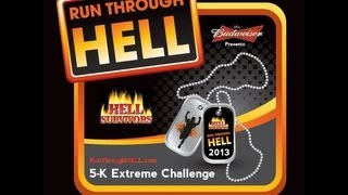 RUN Through HELL 5-K Extreme Challenge!