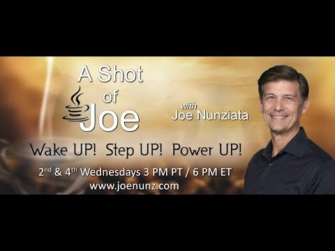 A Shot of Joe with Joe Nunziata: Your Emotions Run the Show