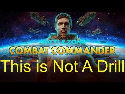 BattleZone Combat Commander: This is Not A Drill |