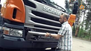 Тест Драйв - Scania P380