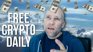 Free Crypto Daily - Coins that pay Dividends - NEO, ARK, Waves, Byteball Free Humanitarian Tokens