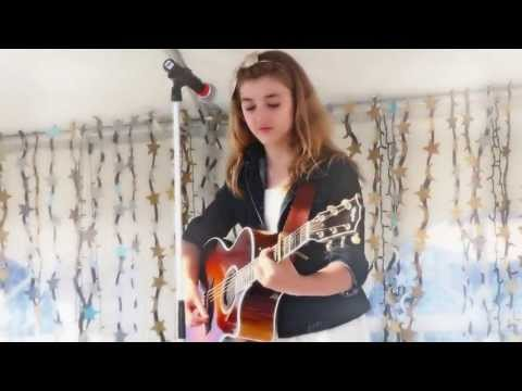 """Makayla Lynn: """"Fighter"""" at 2013 Relay For Life Dartmouth NS"""