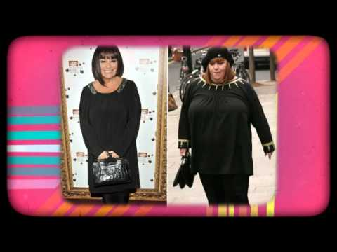 Dawn French Weight Loss Pictures Youtube