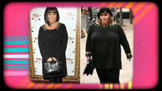 Dawn French weight loss pictures