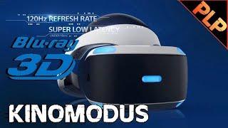PLAYSTATION VR KINOMODUS 🌟BluRay, Spiele, BluRay 3D🌟 Wie im Kino erleben / Tutorial