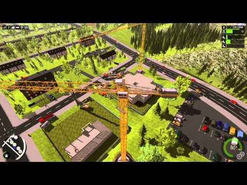 Construction-Simulator 2015 - Liebherr 150 EC-B - Multiplayer |
