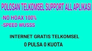 Video POLOSAN TELKOMSEL SUPPORT ALL APLIKASI NO HOAX PART1 download MP3, 3GP, MP4, WEBM, AVI, FLV November 2017