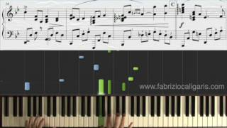 Alfie - Piano cover - Tutorial - PDF - MIDI
