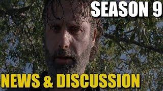 The Walking Dead Season 9 News & Discussion - TWD Season 9 Latest News