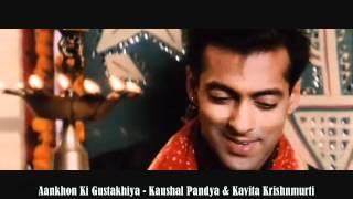Aankhon Ki Gustakhiyan -Karaoke - Kaushal