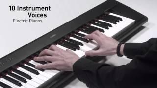 Yamaha Piaggero NP-12 Overview