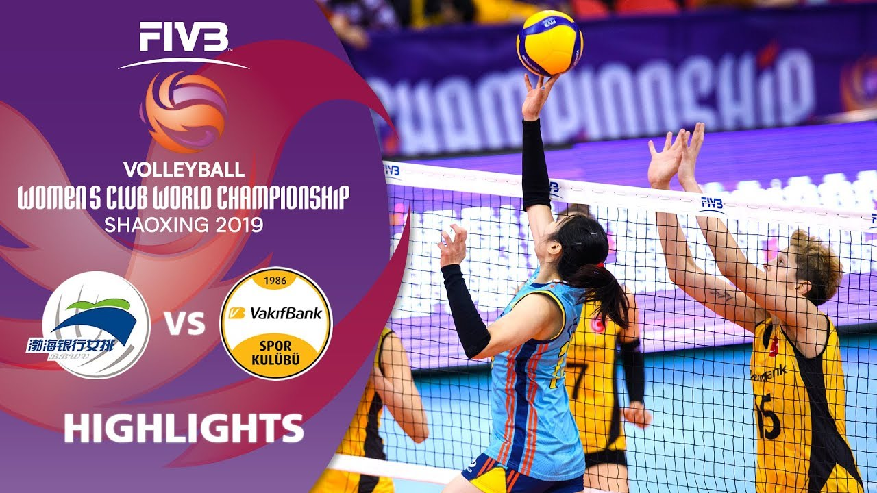 Massive Spikes By Isabelle Haak Top Scorer Women S Volleyball Club World Championships 2019 Youtube