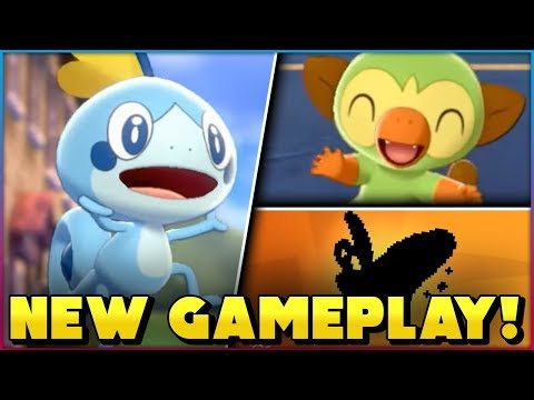 new-gameplay-for-pokemon-sword-and-shield!-choosing-your-starter-pokemon-and-more!
