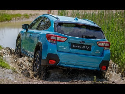 2020 Subaru XV E-Boxer Off-road Driving, Design And Interior