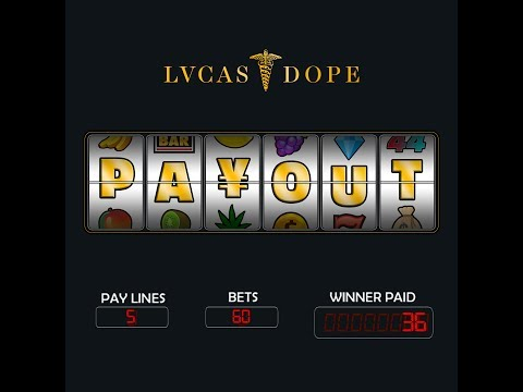 Lvcas Dope - PAY OUT (Official Audio)