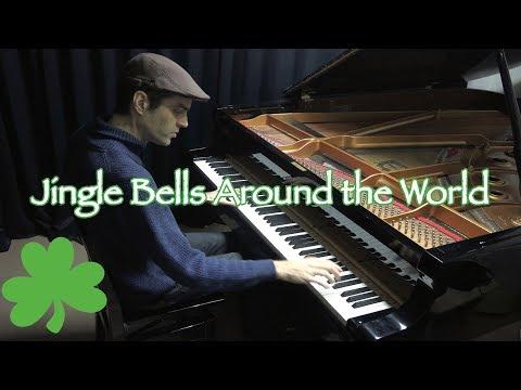 Jingle Bells Around the World - Ireland - Advanced Piano Arrangement With Sheet Music