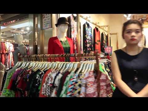Clothing Wholesale Market Guangzhou China Baima Market #WorldPhotoVideo