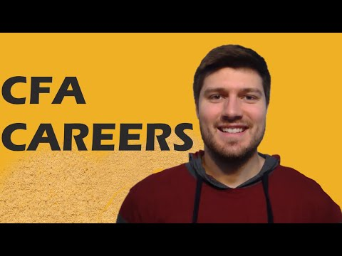 The BEST Career Paths for the CFA Charter
