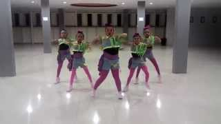 AMC K-id Galaxy (Padang) Inbox Dance Icon