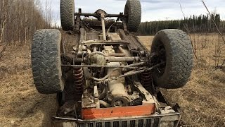 I ROLLED My Jeep!!   TOTALLED