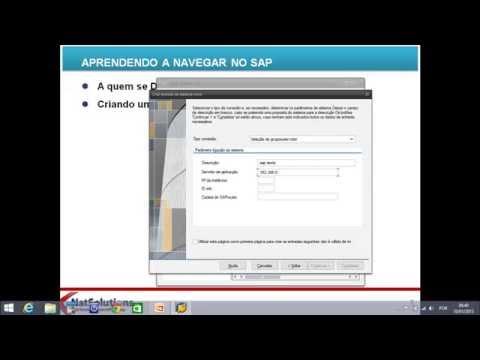 Aula Zero - Navegação SAP - Completo em Português