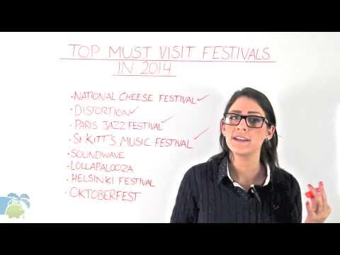 Summer 2014's must-see music festivals