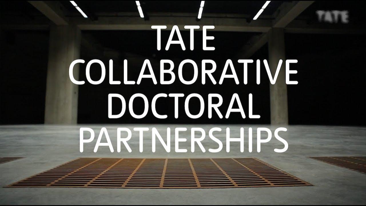 Tate Studentships Tate