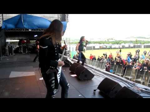 Neonfly - The Revenant (live @ Basinfirefest - Czech Republic 02.07.2011)