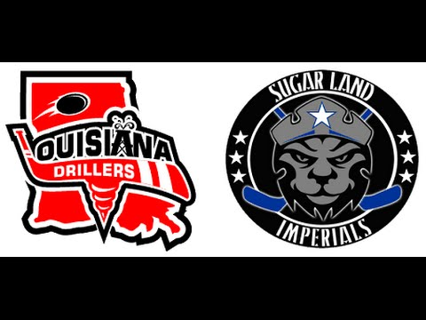 Na3hl sugar land imperials vs louisiana drillers january 29 2016