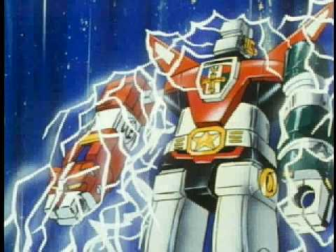 Form Voltron - YouTube